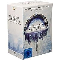 Stargate Atlantis - Die komplette Kollektion