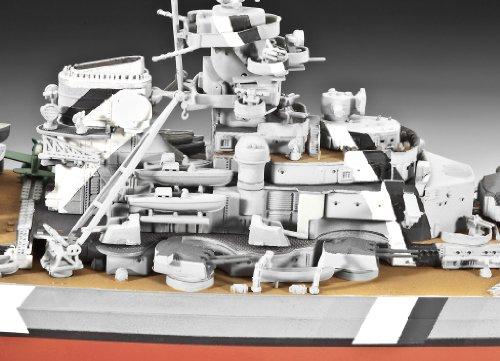 Imagen 2 de Revell 05098 Bismarck - Acorazado a escala [Importado de Alemania]