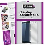 dipos I 6X Schutzfolie klar passend für RugGear RG850 Folie Bildschirmschutzfolie