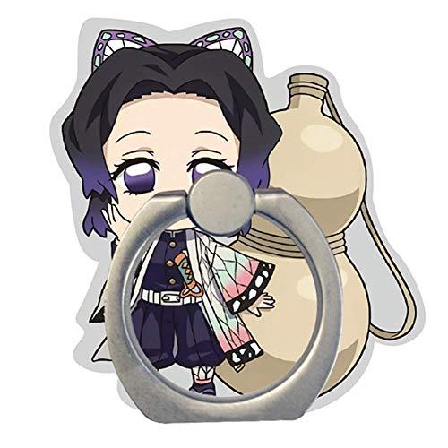 Fingertoys Anime Demon Cazadora: Kimetsu No Yaiba Teléfono Soporte, Dibujo Lindo Teléfono...