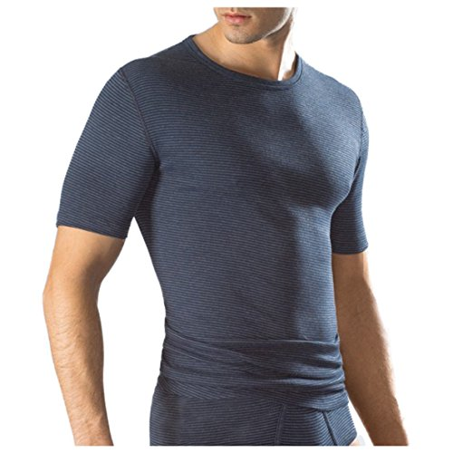 Preisvergleich Produktbild CECEBA Herren Jacke 1 / 2 / Basic Joker marine-jeans-melange Gr. 8 75% Baumwolle / 25% Polyester 2053-1108