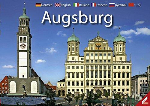 Augsburg: Deutsch / English / Italiano / Francais / Russisch / Chinesisch
