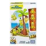 Mega Bloks, Minions Movie, Banana Island Building Set
