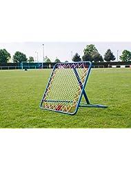 Cible de football/ Filet de rebond 100cm x 100cm - Tchoukball - 6 Positions POWERSHOT®