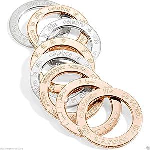 anello donna gioielli Pianegonda Joyful misura 14 classico cod. FP00301114