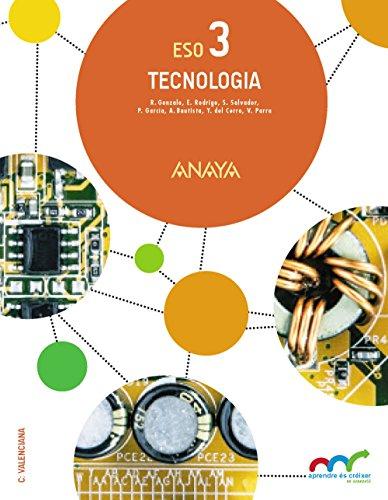 Tecnologia 3. (Aprendre és créixer en connexió) - 9788469806234