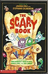Scary Book by Joanna Cole (1991-01-01)