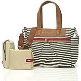 Babymel Changing Bag Cara (Navy Stripe)