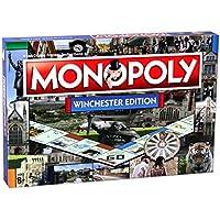 Winchester Monopoly Jeu de société