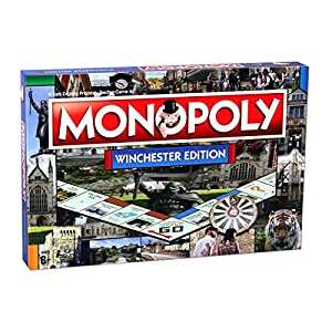Winchester Monopolio Juego de Tablero
