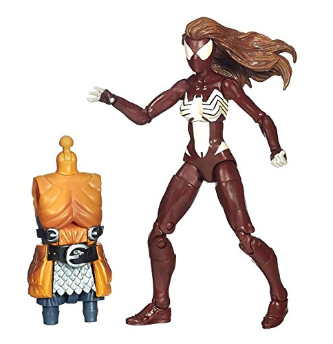 Marvel Legends Infinite Series Warriors Of The Web Spider-Woman 6 Inch Action Figure