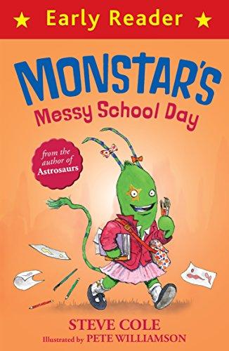 Monstar's messy school day