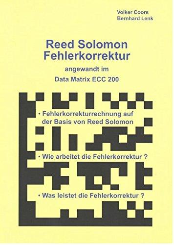 Reed Solomon Fehlerkorrektur