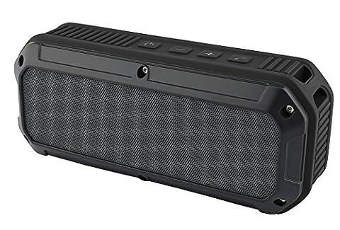 CRDC Life Smart Haut-parleur Portable Bluetooth 4.0 avec 2*3W Double