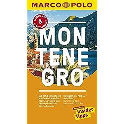 MARCO POLO Reiseführer Montenegro: Reisen mit Insider-Tipps. Inklusive kostenloser Touren-App & Update-Service Autovermietung Montenegro