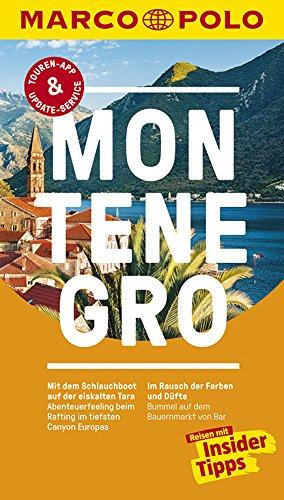 MARCO POLO Reiseführer Montenegro: Reisen mit Insider-Tipps. Inklusive kostenloser Touren-App & Update-Service