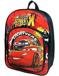Disney Cars 2 - enfants sac à dos - Street X - 31 x 24 x 11 cm