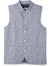 Jack & Jones Men's Cotton Waistcoat