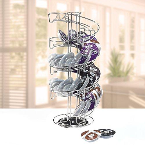 Vente amos support spirale tournant porte rotatif pour - Dolce gusto ou tassimo ...