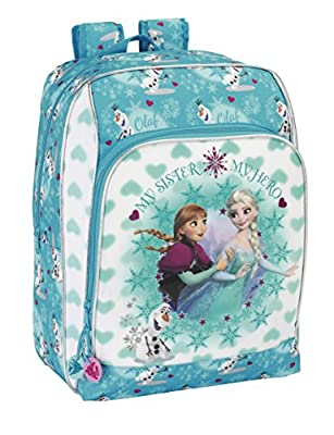 Disney Frozen - Mochila Adaptable (SAFTA 611538604) por Safta