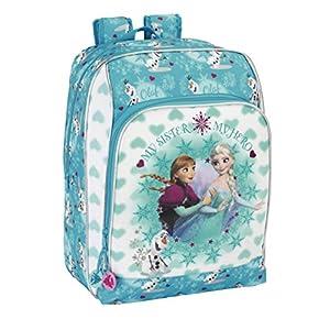 51LPOImMPwL. SS300  - Disney Frozen - Mochila Adaptable (SAFTA 611538604)