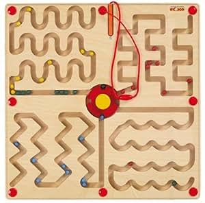 labyrinthe magnetique lignes graphiques jeux et jouets. Black Bedroom Furniture Sets. Home Design Ideas