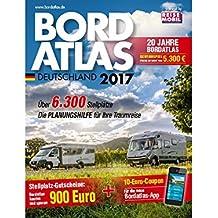 Bord Atlas  DEUTSCHLAND 2017