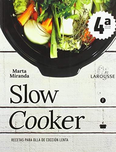Slow cooker. Recetas olla cocción lenta Larousse