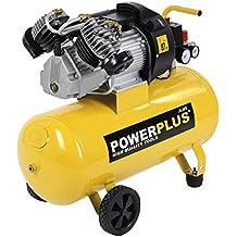 PowerPlus POWX1770 Compresor 2200W 3Cv 50L Aceite