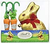 Lindt Gold Bunny and Carrots 140 g (Pack of 2)