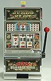 Kasino-Art Jumbo Slot Machine Spardose Realistische Game Play Jackpot-Münze Return Home Cafe Decor