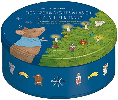 Adventskalender: Der Weihnachtswunsch der kleinen Maus
