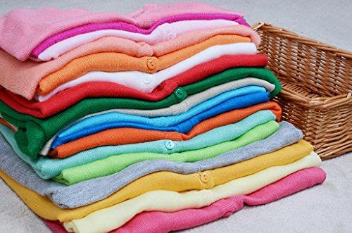 Smile YKK Cardigan Uni Manteau Transparent Manches Longue de Soleil de Beach Pour Femme Noir