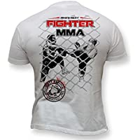 Dirty Ray MMA Fighter Who's Next camiseta hombre K62