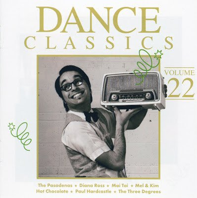 Dance Classics Volume 22 & Bonus CD CD (Classic Girls Hot)
