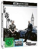 Fast & Furious: Hobbs & Shaw - 4K UHD - Steelbook [Blu-ray]