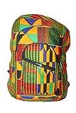 Freestyle Africa , Zaino Casual  Original Kente