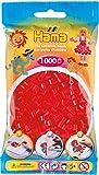 Hama 207-05 - Bügelperlen, ca. 1000 Perlen, rot