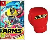 Arms + Guante antiestrés