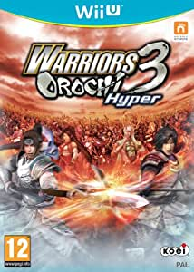 Warriors Orochi 3: Hyper (Nintendo Wii U)