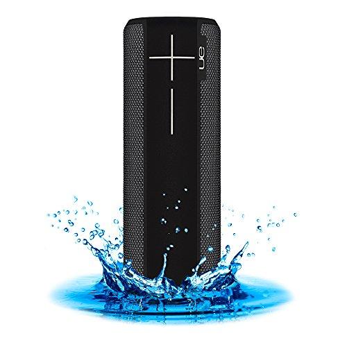 Ultimate Ears BOOM 2 Kabelloser und Bluetooth Lautsprecher (Wasserfest und Stoßfest) schwarz, grau -