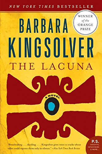 Book cover for The Lacuna