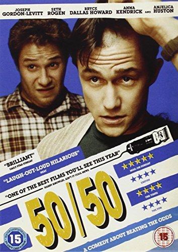 50/50 (2011) [DVD] by Joseph Gordon-Levitt