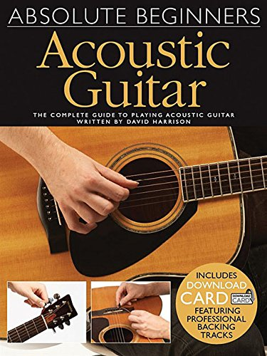 Image of Absolute Beginners: Acoustic Guitar
