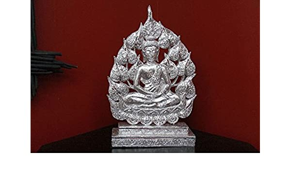 Buddha wurde erleuchtet unter der wunderschönen Pappelfeige