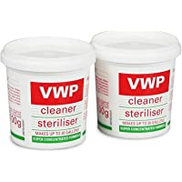 2 x 100g VWP Steriliser/Cleaner