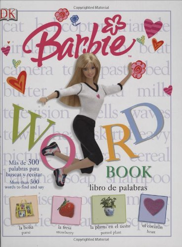 Barbie Word Book / Libro Barbie De Las Palabras par DK Publishing