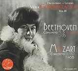 Vol 3: Op 73 Emperor / K. 466 by Beethoven