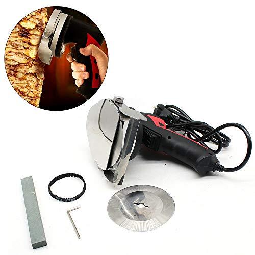 Dilibee 220-230v / 50hz 80w doner cutter doner doner kebab coltello kebab cutter gyrosmesser electric doner kebab red