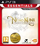 Cheapest Ni No Kuni Wrath Of The White Witch  Essentials (PS3) on PlayStation 3
